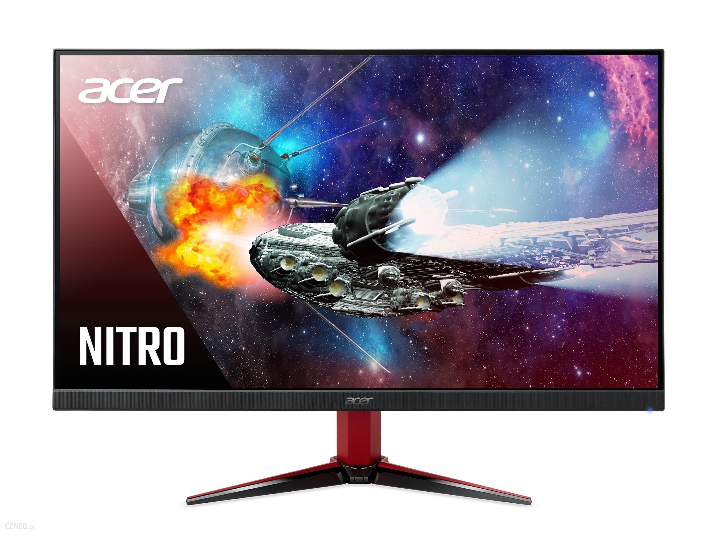Monitor Acer Nitro 24,5″ VG252QPbmiipx Czarny (UMKV2EEP01)