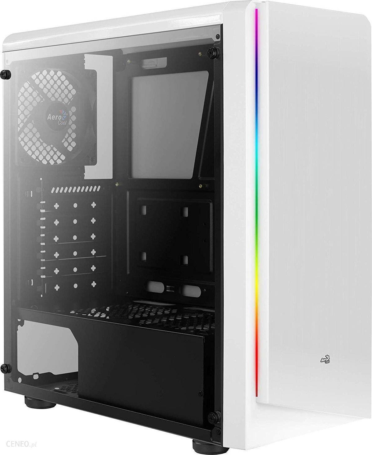 Aerocool Rift RGB (ACCM-PV13012.21) Biała (RIFTWHITE)