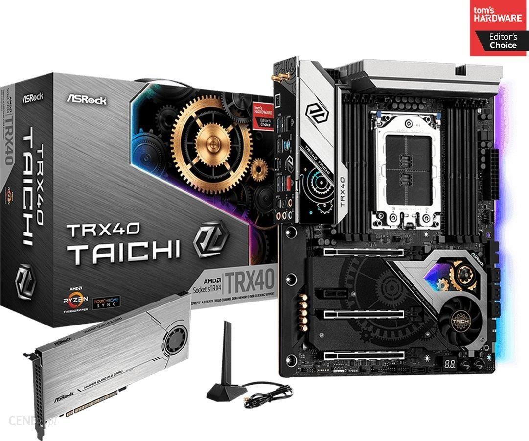 ASRock TRX40 Taichi (90-MXBBK0-A0UAYZ)