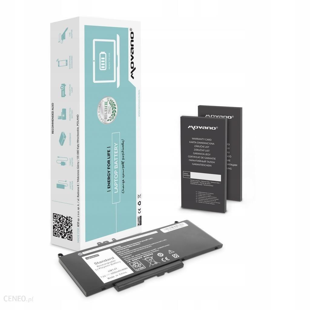bateria do Dell Latitude E5470, E5570 – 7.6v 6mt4t