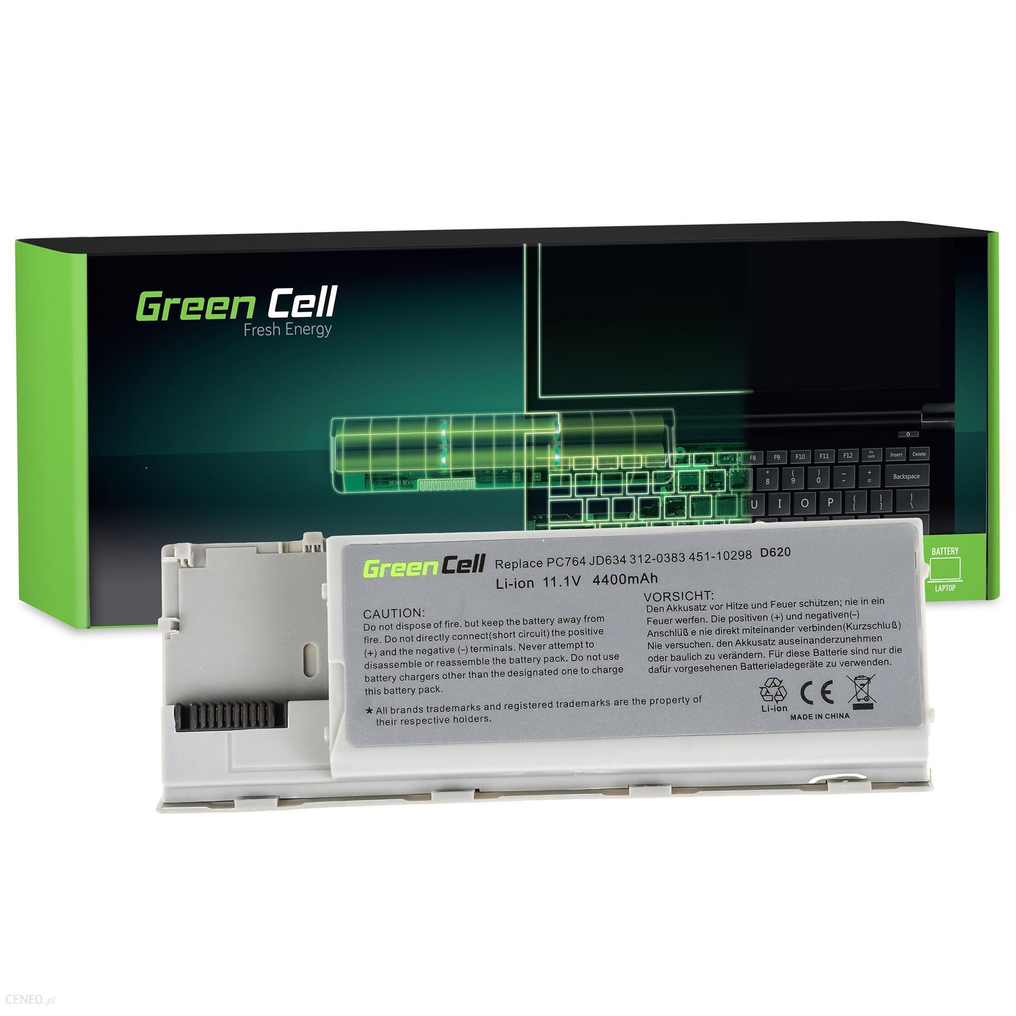 Bateria KP434 W2DD620-D0002 do Laptopa Dell