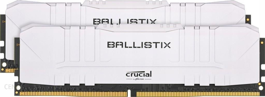 CRUCIAL BallistiX 16GB (2x8GB) DDR4 2666Mhz (BL2K8G26C16U4W)