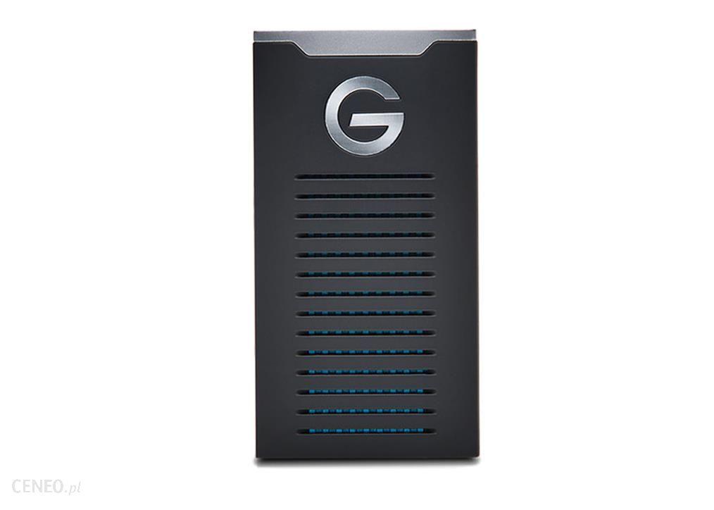 G-Technology G-DRIVE mobile SSD R-Series 2000GB WW (GT-0G06054)