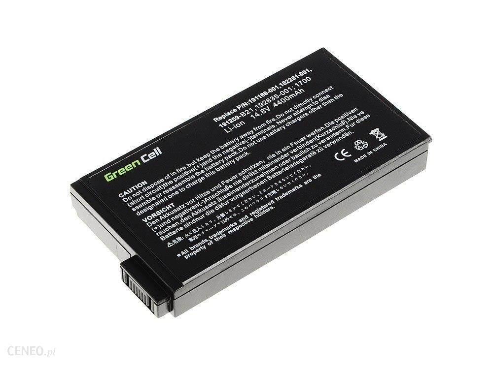 Green Cell HP Compaq Presario 1520 1525 1535 545 1555 / 14,4V 4400mAh