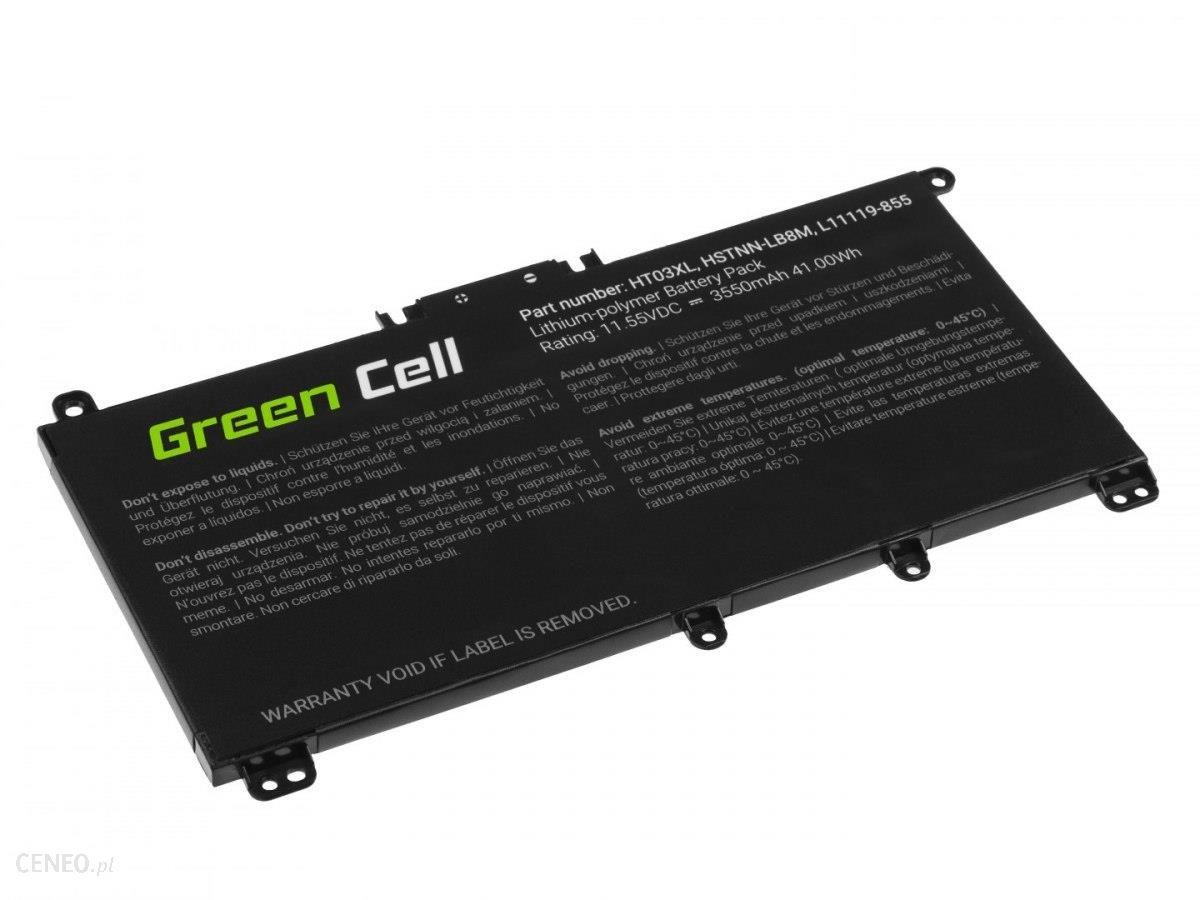 Green Cell HT03XL do HP 240 G7 245 G7 250 G7 255 G7, HP 14 15 17, HP Pavilion 14 15