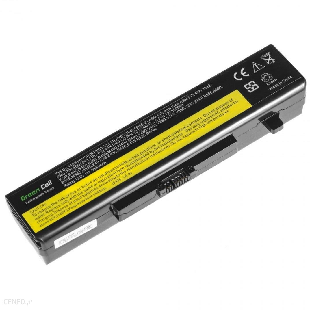 Green Cell Lenovo ThinkPad Edge E430 E440 E530 / 11,1V 6600mAh