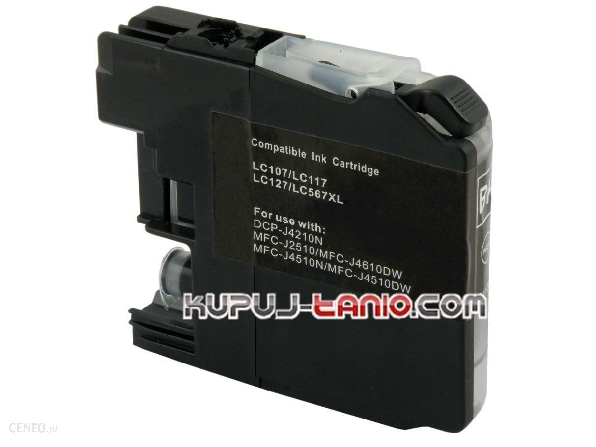 Kupuj-Tanio LC127BK do MFC-J4510DW, MFC-J4410DW, DCP-J4110DW, MFC-J4710DW