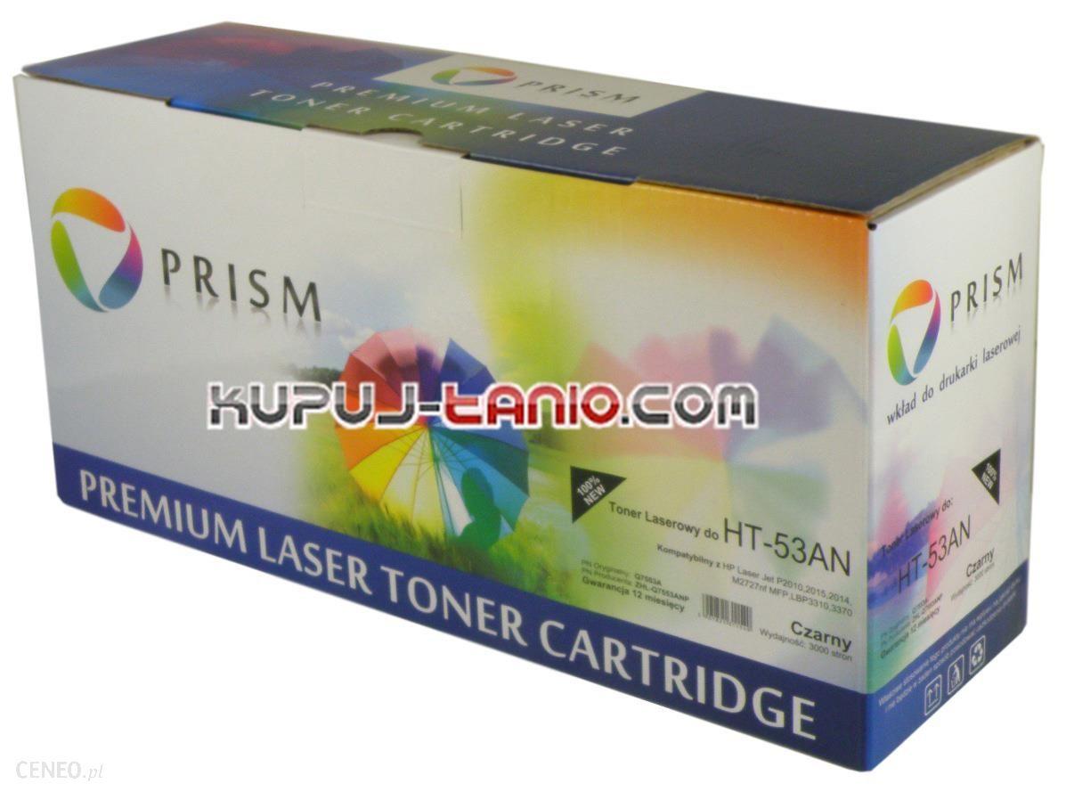 Prism HP 53A toner do HP (HP Q7553A) (Prism) toner do HP LaserJet P2014, HP LaserJet P2015, HP LaserJet P2015dn, HP LaserJet M2727 MFP, HP LaserJet M2