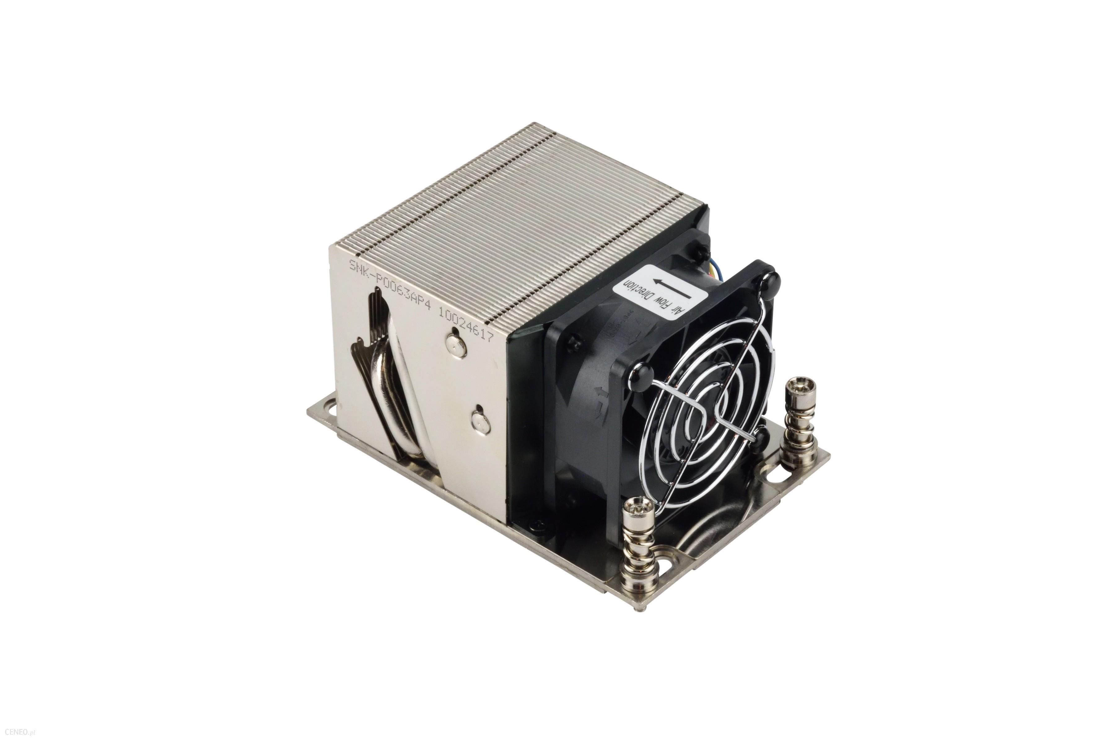 Supermicro Chłodzenie Procesora Snk-P0063Ap4
