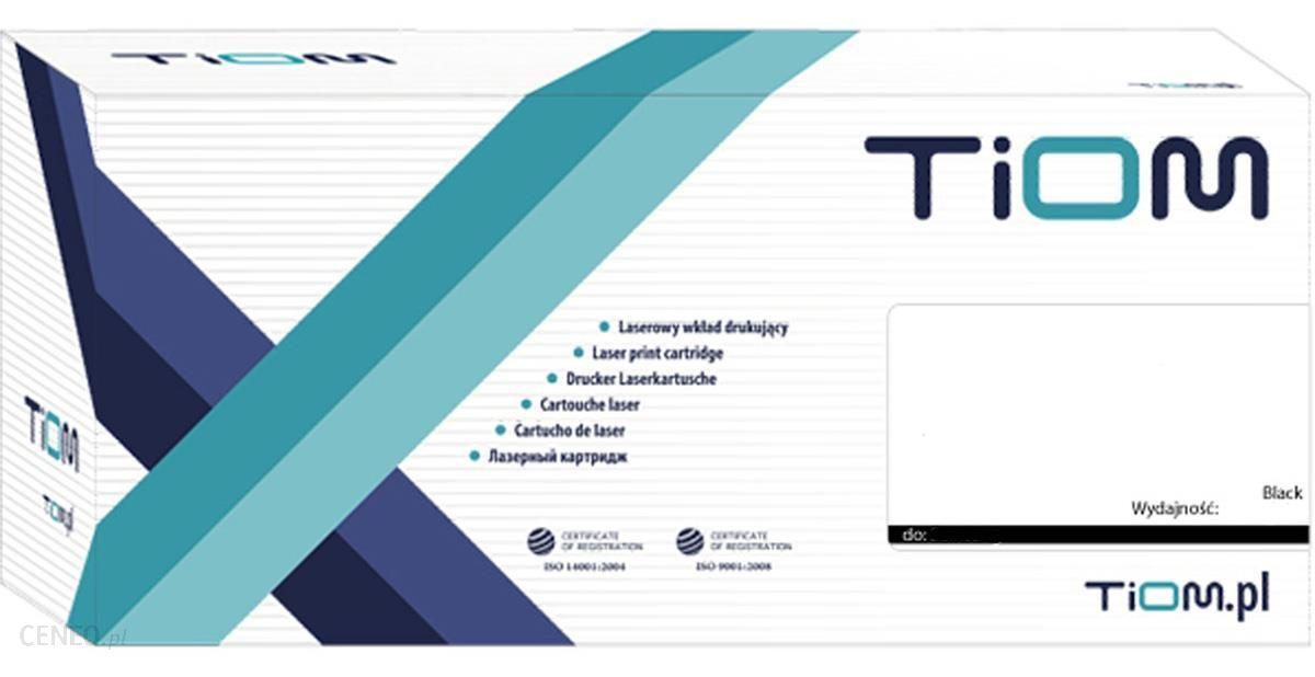 Tiom toner do Lexmark X651BX , X651H11E , 25000 str. , black (Ti-LLX651BX)