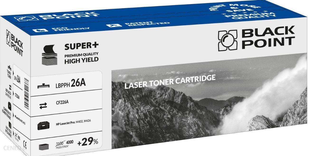 Toner Black Point S+ , Hp CF226A M402, M426