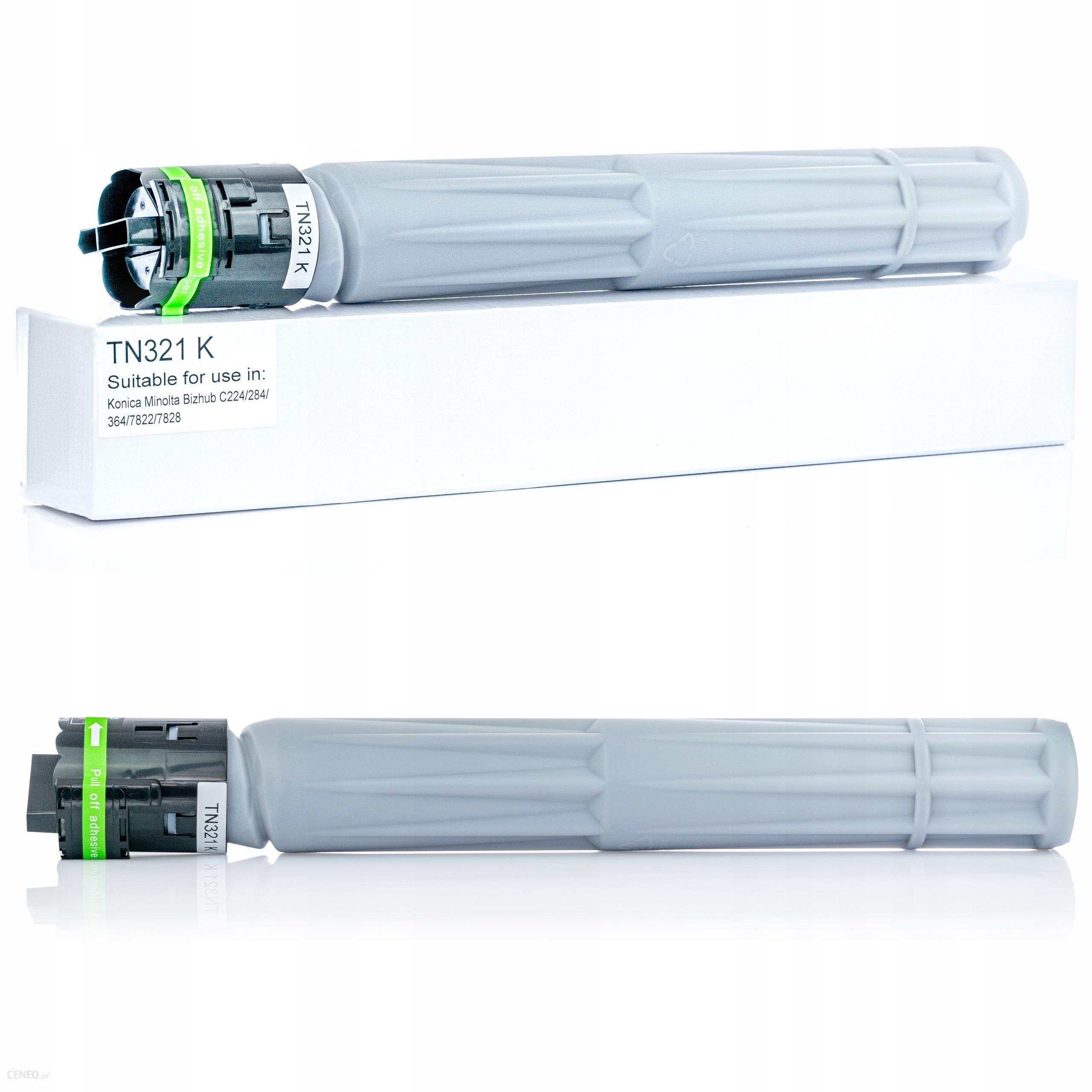 Toner Do Konica Minolta C224e C284 C364e TN321K