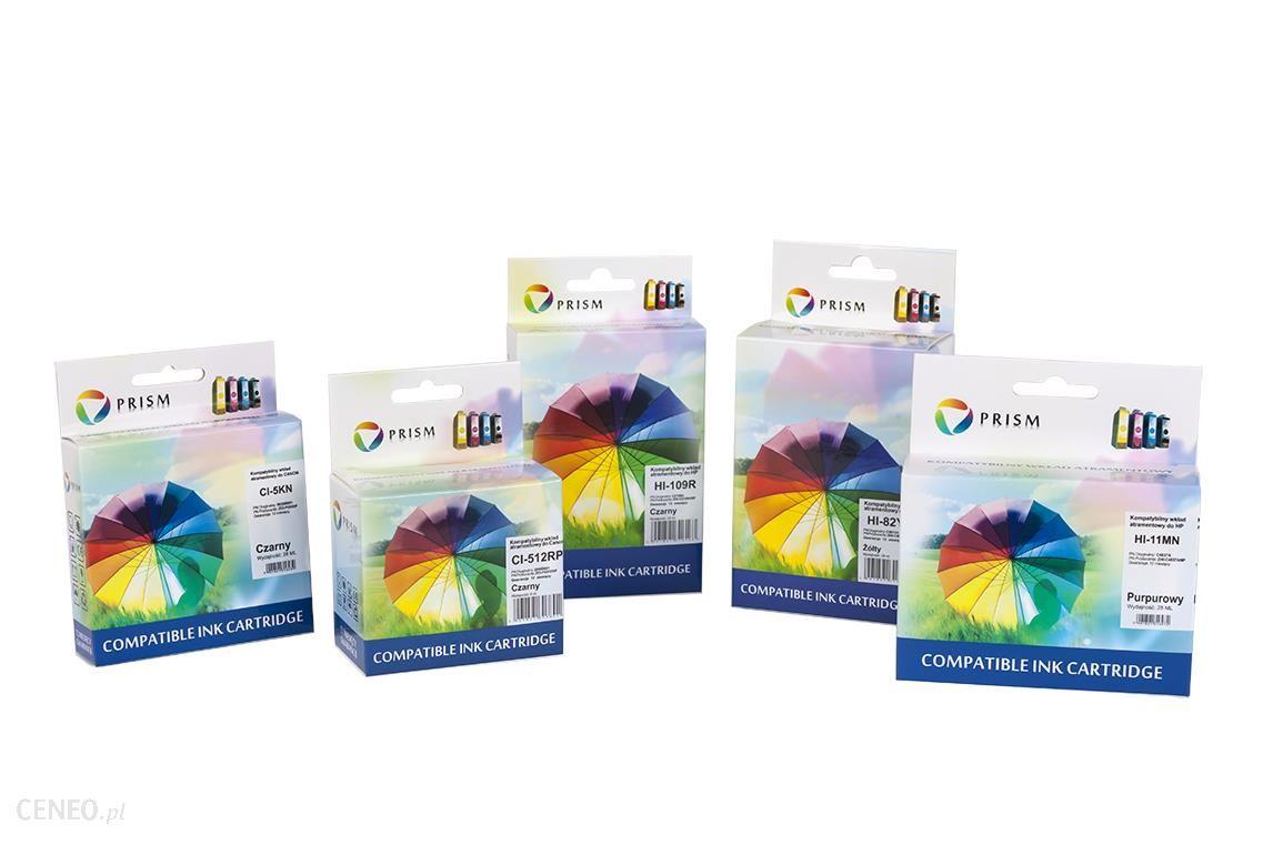 TUSZ PRISM DO HP 650 XL KOLOR do Deskjet 1015/1515/2515/3515/3545/4645